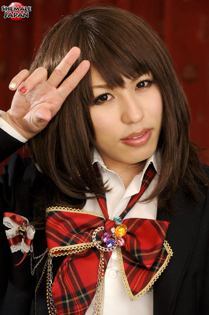 Hungry School Girl Reina Minazuki Has A Tight She Pussy Under