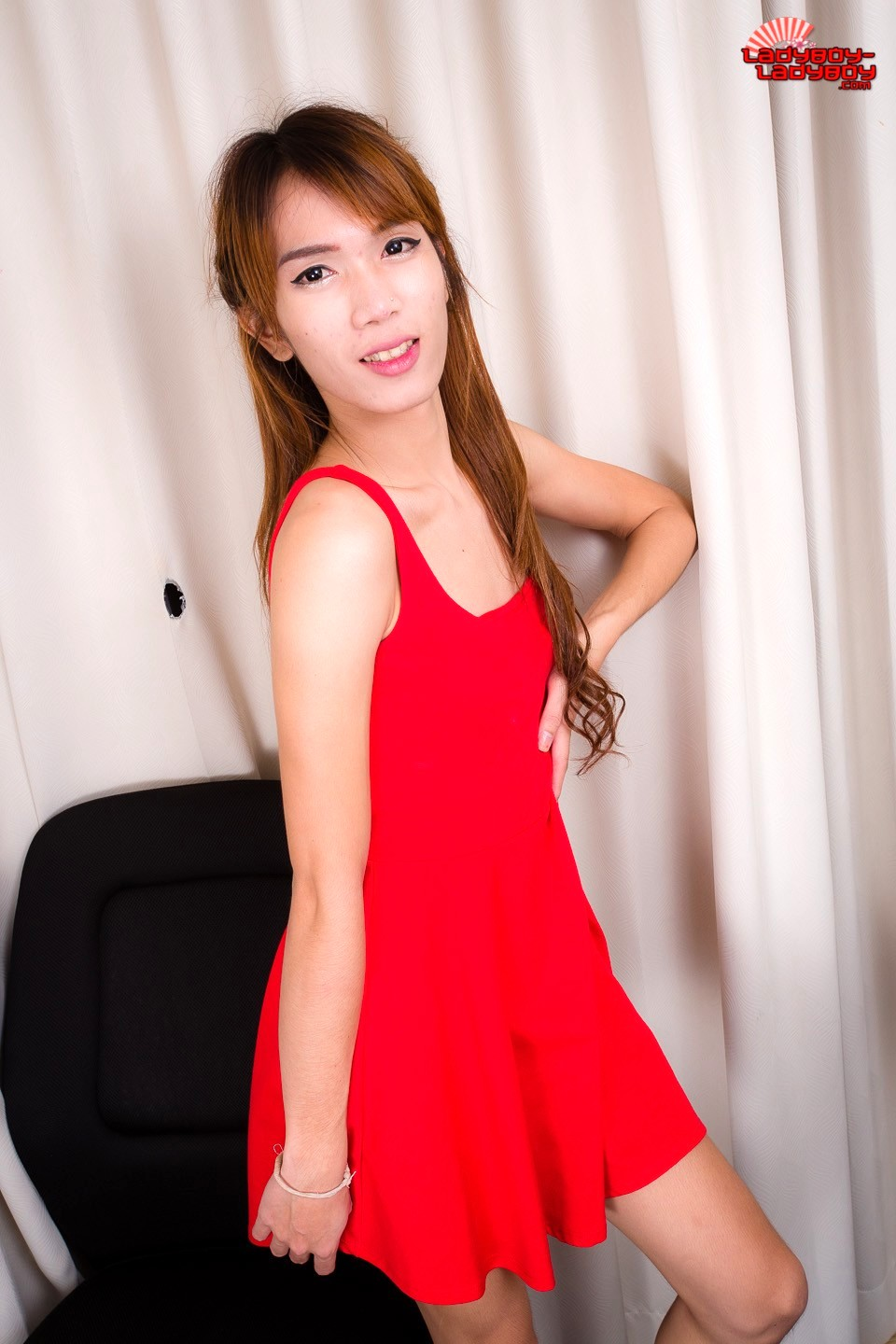Jenny Is A Super Perfect All Natural TGirl From Bangkok. She