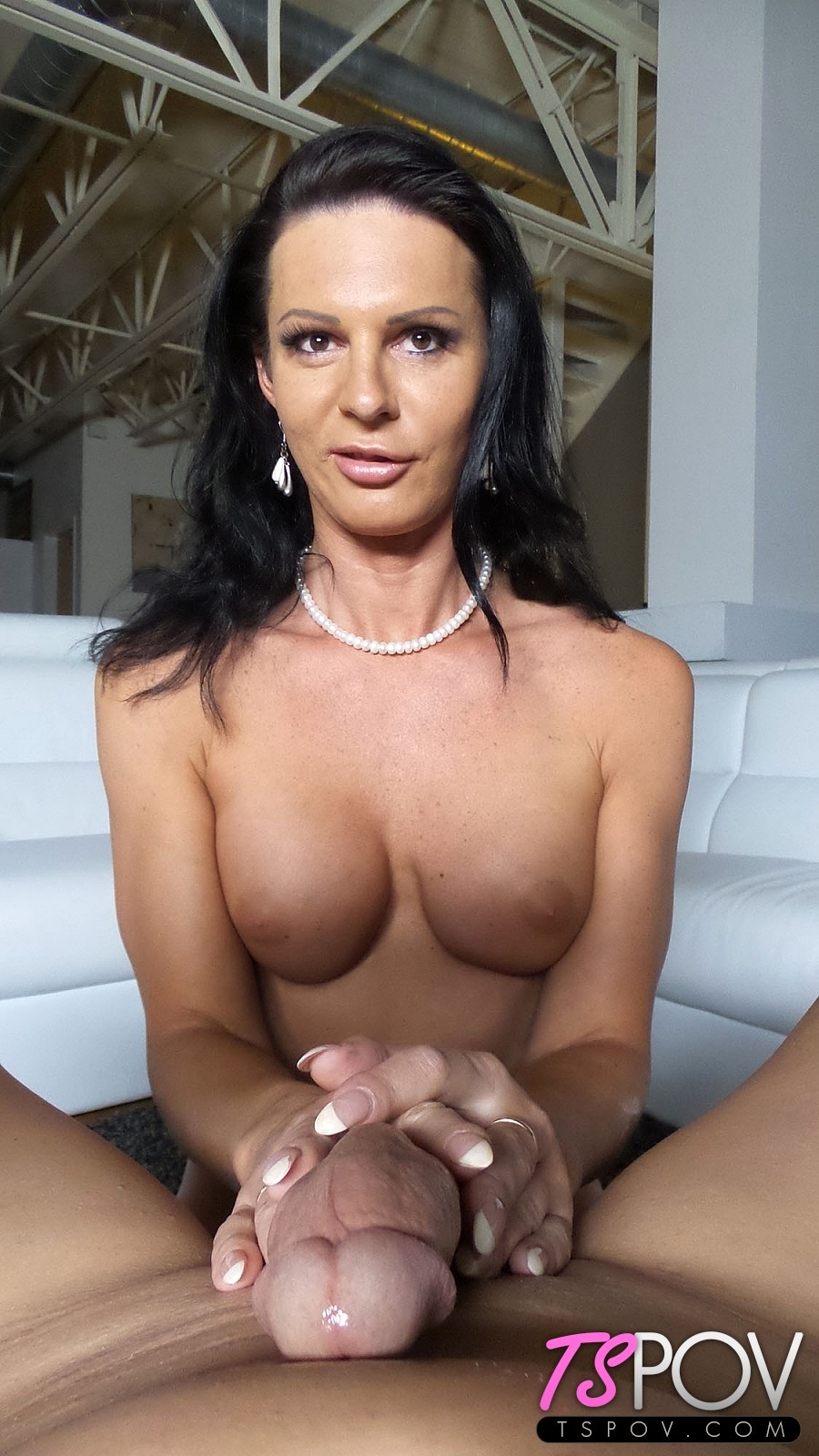 Lina Cavalli Is A Inviting Russian TS That Is A Very Experi