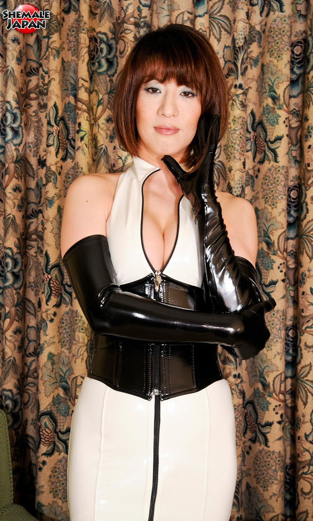 MILF Newhalf Who Desires Dominating!