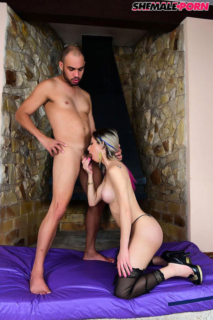 Natalia Castro Takes Guis Rough Cock!