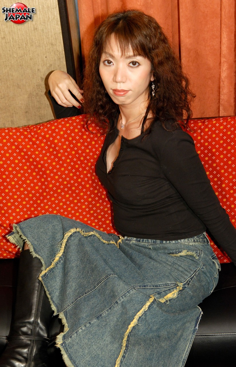 Osaka Native Yumi Is A Post Op TGirl With A Delicious New