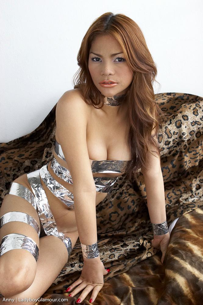 Silver Prostitute