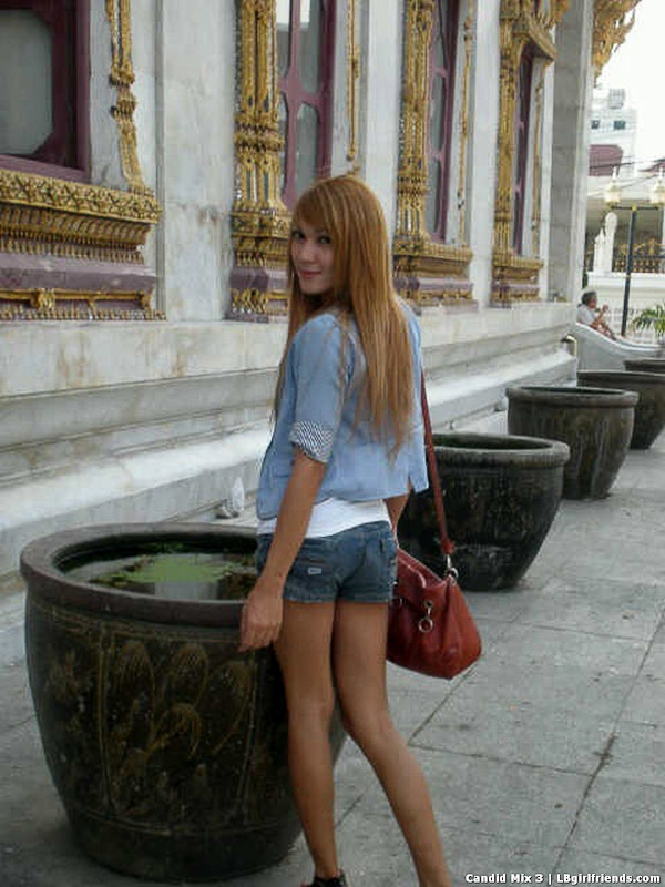 Tgirl Candids Of Contests And On The Streets Of Pattaya
