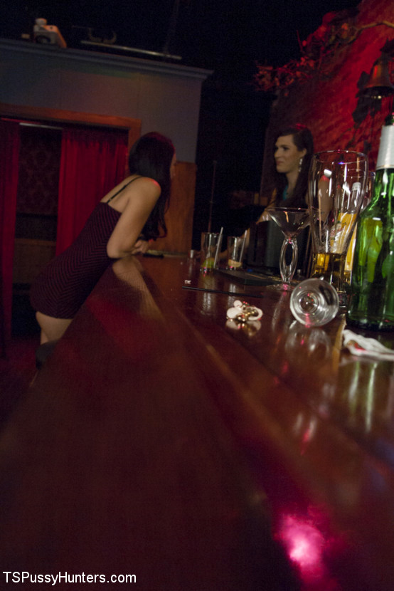 TS Stefani Special Slow Dances Her Way Into Mandys Lingerie