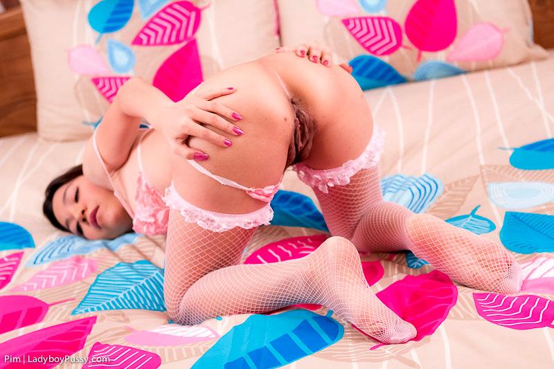 Unbelievable Pink Panties