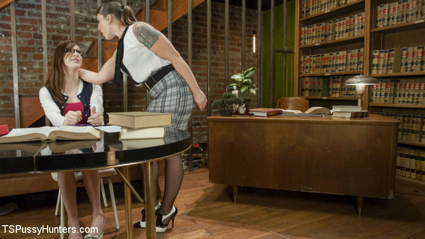 Mistress Kara Is A Suggestive Milf Librarian Who Will Punish Misbehavers